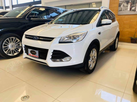 Ford Escape 2.0 Titanium Ecoboost At 2016