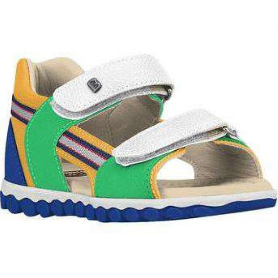 Sandália Bibi Summer Roller 889007 - Colorido