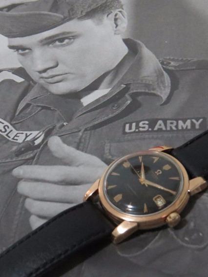 Relogio Omega Seamaster Elvis Presley Automatic Antigo