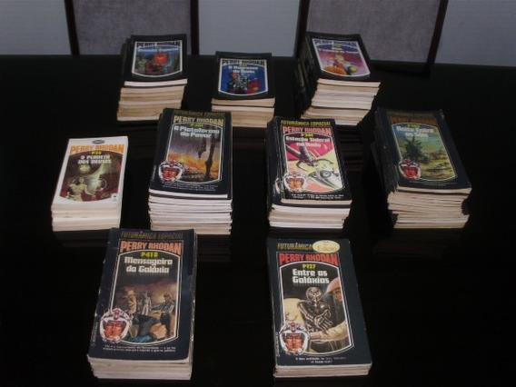 Perry Rhodan Nº 33 A 479 - R$ 24,00 - 4 Exemplares! Ediouro