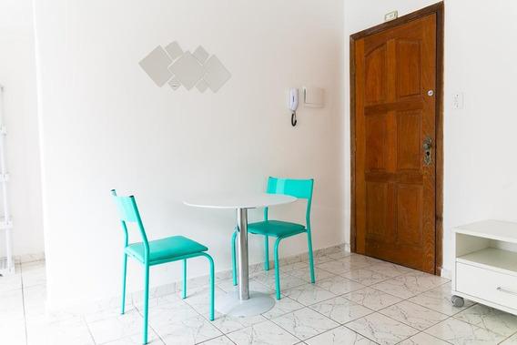 Apartamento Para Aluguel - Vila Mariana, 1 Quarto, 39 - 893111863