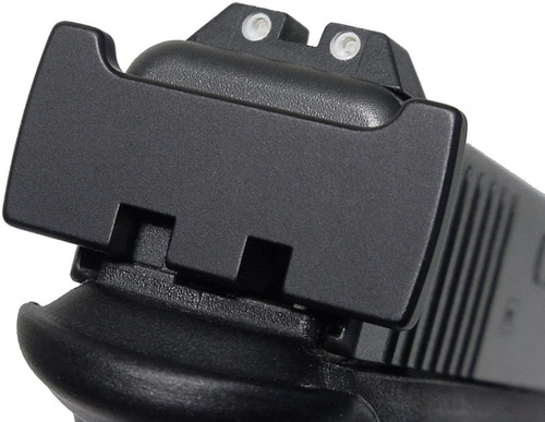 Imagen 1 de 5 de Palanca De Carga Para Glock Jaladera De Carro Corredera