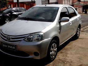 Toyota Etios 1.5 Xs Sedan Flex 4p Manual