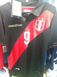 Camiseta De Perú Copa América 2019 Alterna