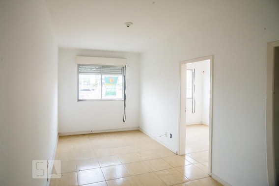 Apartamento No 4º Andar Com 1 Dormitório - Id: 892971761 - 271761
