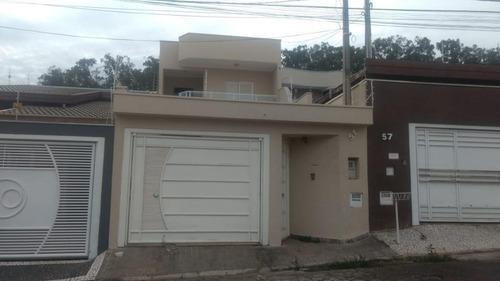 Casa À Venda, 135 M² Por R$ 450.000,00 - Jardim Boer I - Americana/sp - Ca0454