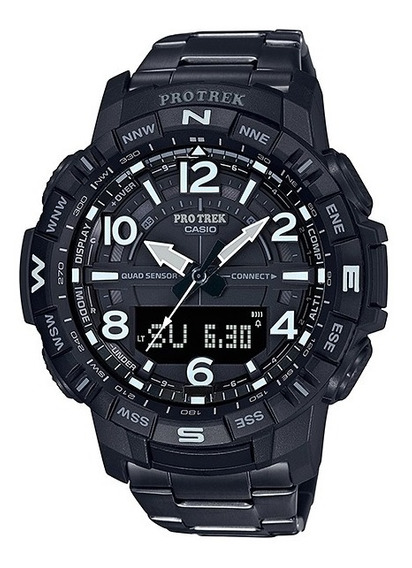 Reloj Casio Connected Prt-b50yt-1