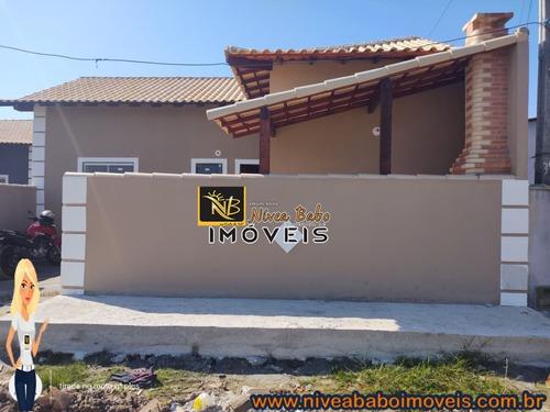 Imagem 1 de 15 de Casa Em Unamar Cabo Frio Casa Super Linda Em Unamar Cabo Frio Região Dos Lagos - Vcac 378 - 69517065