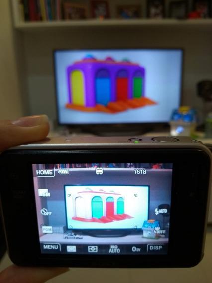 Camera Fotografica Sony Cyber Shot Carl Zeiss Full Hd 1080p
