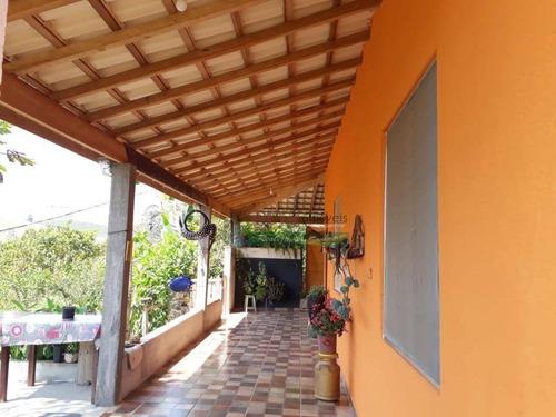 Imagem 1 de 12 de Chácara Com 2 Dormitórios À Venda, 1500 M² Por R$ 320.000,00 - Zona Rural - Santa Branca/sp - Ch0407