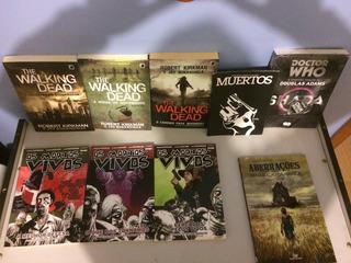 Hq Os Mortos Vivos, Livros The Walking Dead, Doctor Who