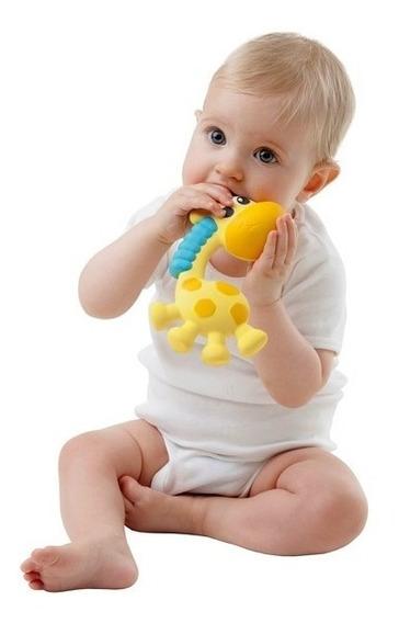 Juguete Mordillo Jirafa Estimulante Playgro Babymovil 186970