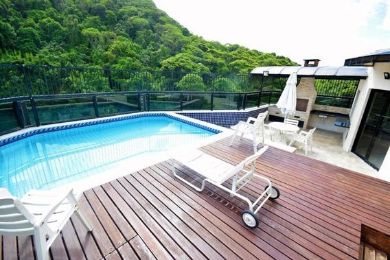 Apartamento Em Praia Das Pitangueiras, Guarujá/sp De 120m² 3 Quartos Para Locação R$ 3.500,00/mes - Ap614210