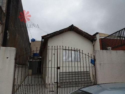 Imagem 1 de 12 de Casa Sobrado Em Parque Penha  -  São Paulo - 692