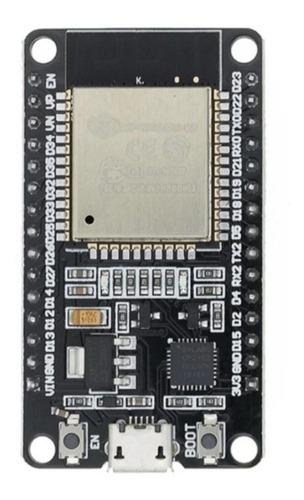 Tarjeta De Desarrollo Esp32s Wifi Bluetooth Cpu Wroom