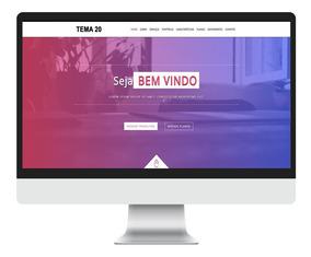 Template Para Site Em Html - Twenty