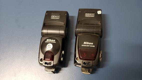 Flashe Sb-800 E Sb-80dx Com Defeito