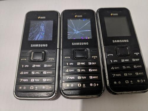 Celular Samsung Gt E1182 Display ,teclado,placa Mãe 1182