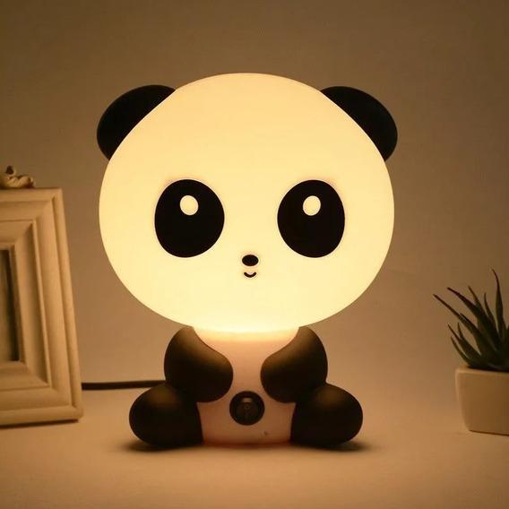 Abajur Luminária Para Quarto Infantil Com Lampada Bivolt