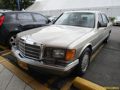 Mercedes Benz Clase S Sle420
