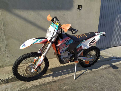 Ktm Exc 450 2010 Champ. Edition Troco Por Jet Ski