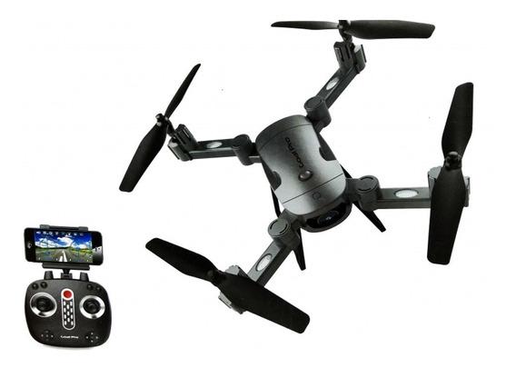 Drone Goal Pro X16 Megatron - Hd - Wifi - Preto Pv
