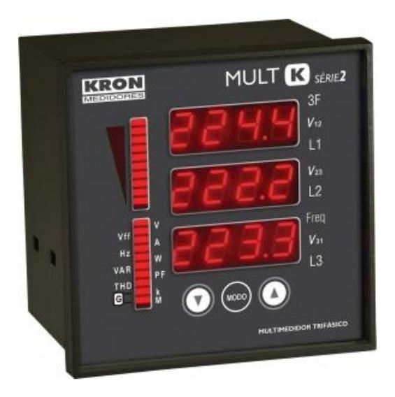 Multimedidor Multi K Série 2 Kron