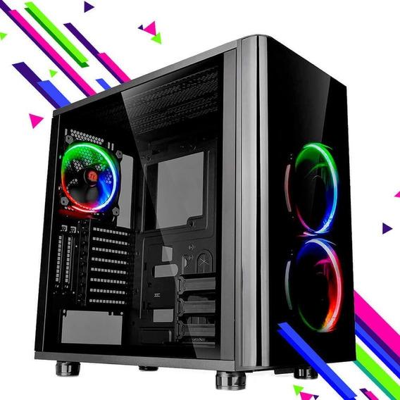 Computador Gamer Intel I7 8700 32gb Ddr4 Rtx 2070 Ssd 240gb