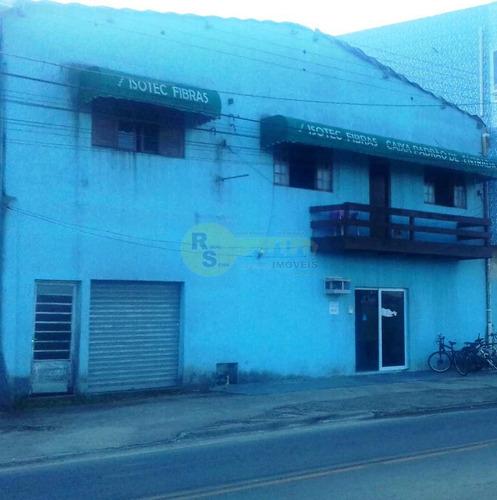 Imagem 1 de 14 de Galpão Com 3 Dorms, Cidade Da Criança, Praia Grande - R$ 595 Mil, Cod: 2700 - V2700