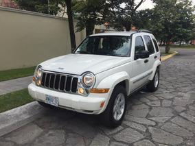 Jeep Liberty 2007 Limited 3.7l 4x2