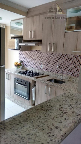 Apartamento Residencial À Venda, Vila Nova Bonsucesso, Guarulhos. - Ap0249