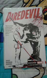 Comic Daredevil Vol. 3 Arte Oscuro