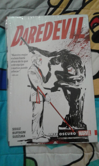 Comic Daredevil Vol. 3 Arte Oscuro