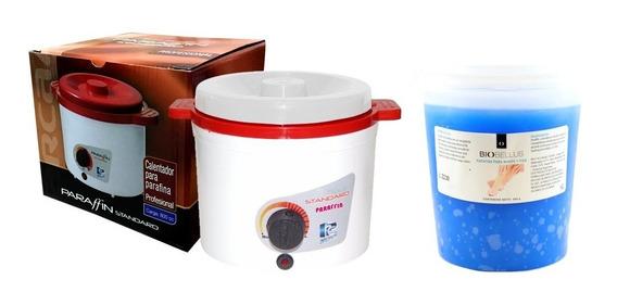 Parafinero Arcametal 1kg + Parafina 700grs Biobellus Kit