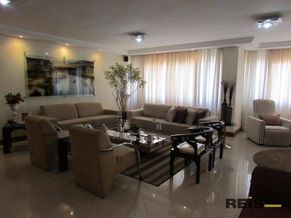 Apartamento Triplex Com 5 Dormitórios À Venda, 487 M² Por R$ 1.060.000 - Centro - Sorocaba/sp - At0001