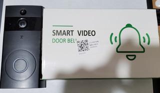 Vídeo Portero Wifi + Vigilancia + Grabación + App + Batería