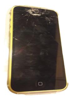 Smartphone Celular iPhone 5c Sucata Para Retirar Peças