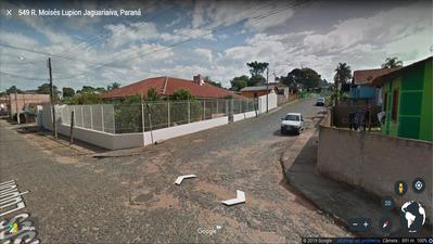 Residência De Alto Padrão No Centro De Jaguariaíva/pr.