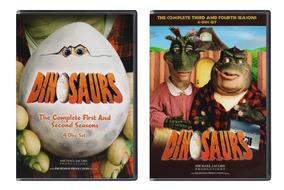 Dinosaurios Paquete Serie Completa Temporadas 1 2 3 4 Dvd