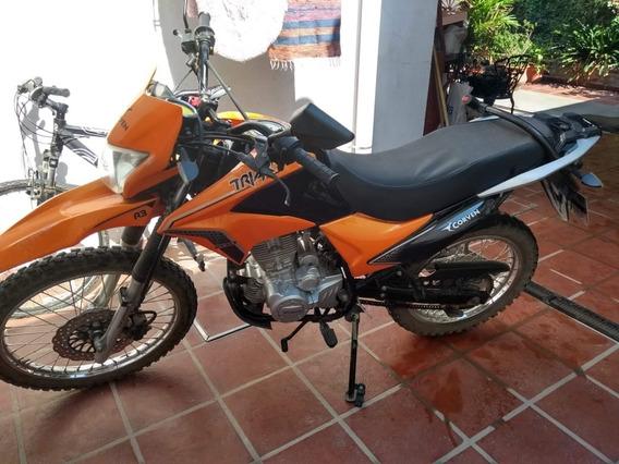 Corven Triax 200 R3 - 2016