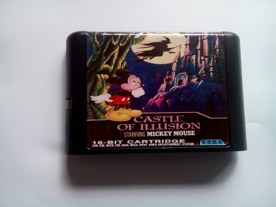 Castle Of Illusion Mickey Mouse