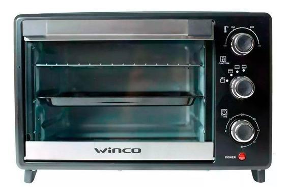 Horno Electrico Winco 23l (w-23)
