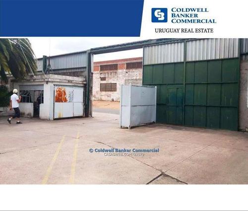 Depósito Para Industria O Logística Batlle Berres Venta Alquiler
