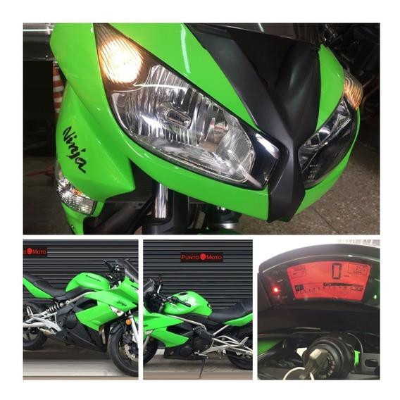 Kawasaki 650 Ninja !! Puntomoto !! 15-2708-9671