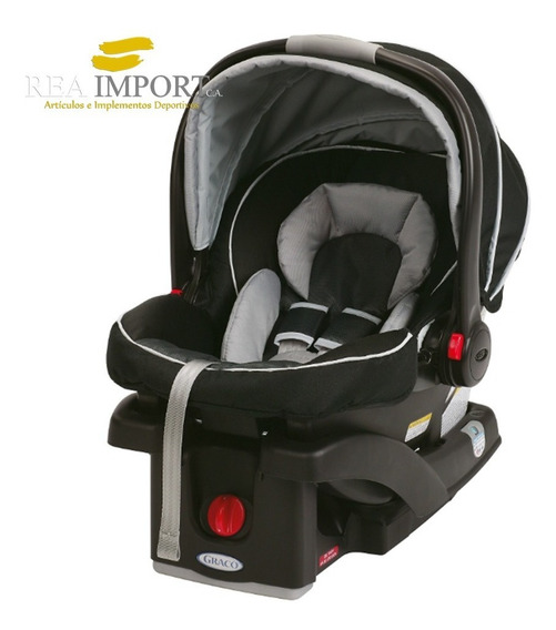 Portabebe Graco Click Connect 35 Asiento Para Carro + Base