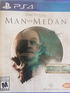The Dark Pictures Anthology Man Of Medan Ps4 Delivery