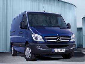 Mercedes Benz Sprinter 411 Street Furgón 3250 Tn V1 Con Aire
