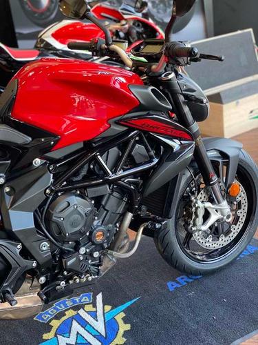 Mv Agusta Brutale 800 - No Ducati