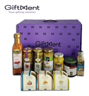 Caja De Productos Gourmet- Regalos Día Del Padre