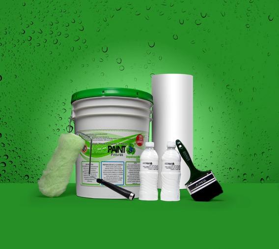 Impermeabilizante Blanco 7 Años Super Pack